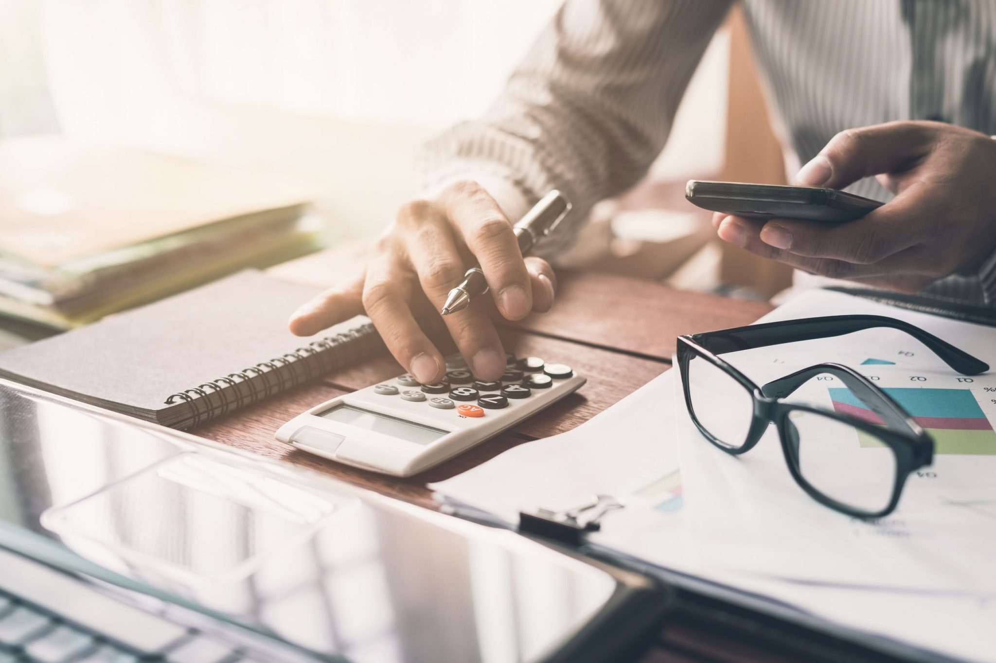 financial planning from home